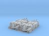 Phalanx Kit x 4 - 1/75 3d printed