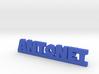 ANTONET Lucky 3d printed