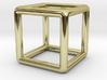 Building Cube Pendant 3d printed