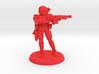 Female Combat Armour  3d printed