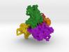 HIV Glycan Shield 3d printed