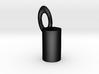 Replica Nuclear Fuel Pellet...necklace pendant! 3d printed