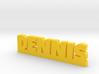 DENNIS Lucky 3d printed