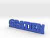 GRATIEN Lucky 3d printed