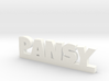 PANSY Lucky 3d printed