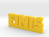 FINIS Lucky 3d printed