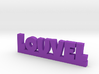LOUVEL Lucky 3d printed