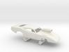 1/24 69 Daytona Pro Mod Smooth Door W Scoop 3d printed