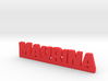 MAURINA Lucky 3d printed