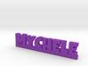 MYCHELE Lucky 3d printed