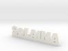 SOLAINA Lucky 3d printed