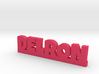 DELRON Lucky 3d printed
