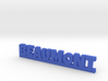 BEAUMONT Lucky 3d printed