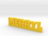 MERRYL Lucky 3d printed
