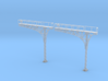 N Scale Signal Cantilever Searchlight Lefthand 3d printed