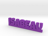 ISABEAU Lucky 3d printed