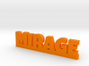 MIRAGE Lucky 3d printed