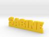SABINE Lucky 3d printed