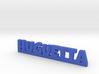 HUGUETTA Lucky 3d printed