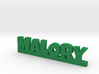 MALORY Lucky 3d printed
