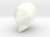 Nanomania Mask (1:6 Scale) 3d printed