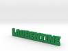 LAURENTINE Lucky 3d printed