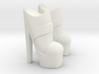 Polynian Compatible Figure High Platform Sandals  3d printed