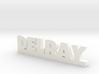 DELRAY Lucky 3d printed