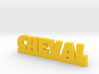 CHEVAL Lucky 3d printed