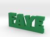 FAYE Lucky 3d printed