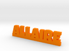 ALLAIRE Lucky 3d printed