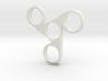 Fidget Spinner Housing 3d printed