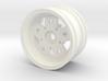 Rim004-03 Fuchs Style 3mm Offset, MSize Wheel 3d printed