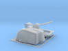 Twin Bofors 120mm Turret 1/72 3d printed