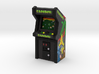Trogdor Arcade Game, 35mm Scale 3d printed