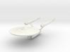 USS Enterprise 3d printed