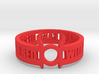Red Lantern Oath Ring Size 12.25 3d printed