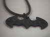 Bat Man Pendant 3d printed