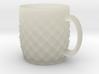 SinewaveCup 3d printed