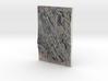 Superstition Mtns, Arizona, USA, 1:50000 Explorer 3d printed