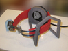 Stand for smartwatch TagHeuer cradle 3d printed Actual photo with the smartwatch