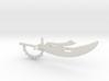 Sword of Desolation, 4mm Grip 3d printed