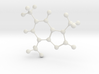 Caffeine nano 3d printed