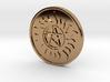 Supernatural Anti Possession Coin Pendant 3d printed