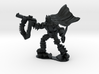 The Dark Knight in Armor 3d printed