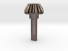 Small Bevel Gear Steel With Shaft 3d printed