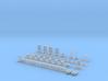 Docking Bay, 1:350 3d printed