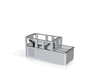 009 Sentinel Side Windows  Vents - Part 4B 3d printed