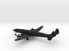 Lockheed L-1049 Super Constellation 3d printed
