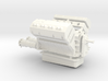 AJPE Hemi 1/12 dual plugs 3d printed